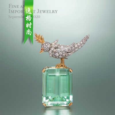 LH 美国珠宝首饰设计杂志9月号 N2009