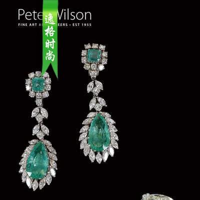 Woolley Wallis 英国古董珠宝首饰设计参考杂志8月N2008