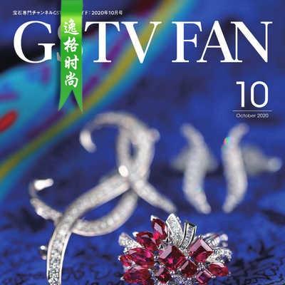 GSTV 日本专业珠宝首饰杂志10月号 N2010